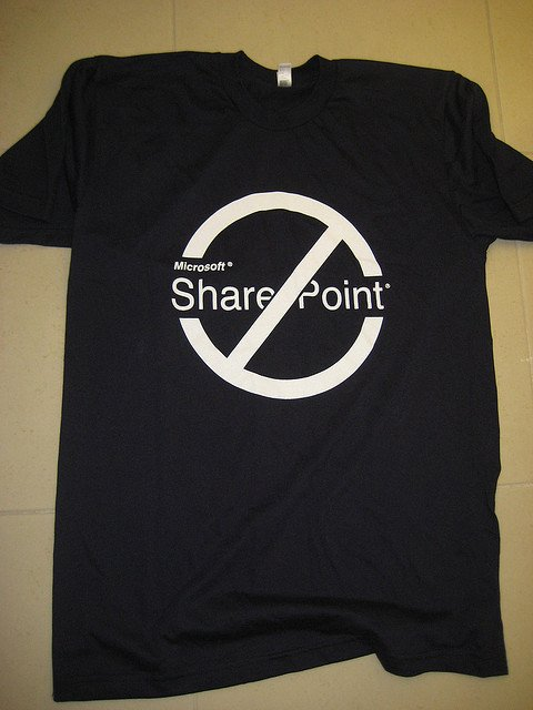Forget Scroogled, How about SharePointed?