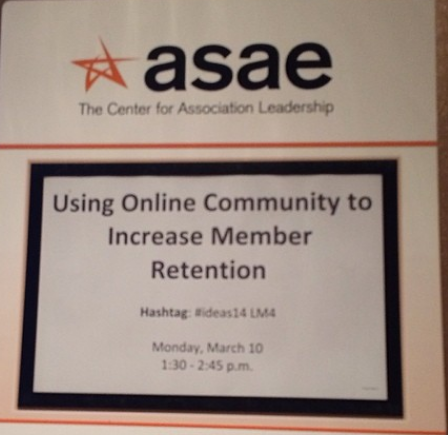 Using Online Community to Increase Member Retention