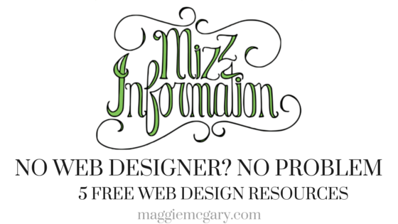 No Web Designer? No Problem: 5 Free Web Design Resources