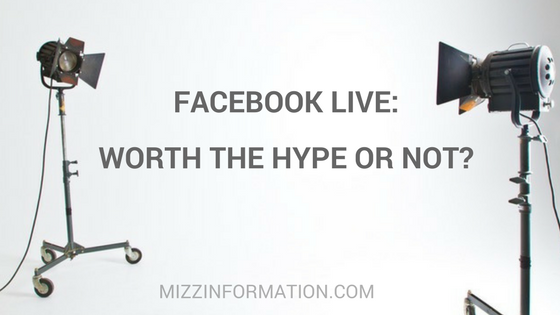 Facebook Live: Worth the Hype or Not?