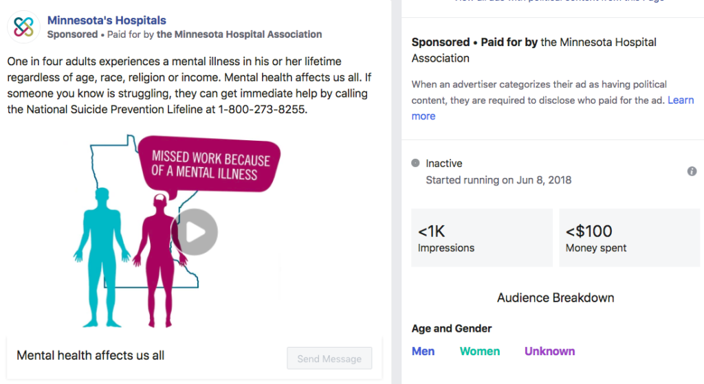 What associations need to know about Facebook's new political content rules